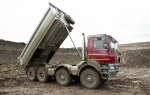 thumbs tatra t158 8p5r46 231 tipper 5 8x8 ONE WAY TIPPER