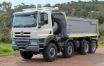 thumbs tatra t158 8p5r46 231 tipper 8 8x8 ONE WAY TIPPER