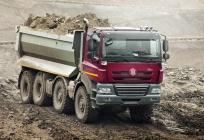 tatra t158 8p5r46 231 tipper 3 MINING   TATRA for the mining industry