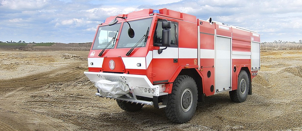 has FIREFIGHTING   TATRA for fire fighters